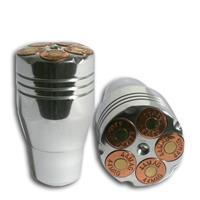 Maneta schimbator, universal, polished aluminiu, JOM 44MAG-Shifter