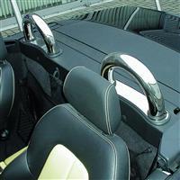 Roadster roll bars, Mercedes SLK, R170