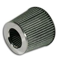 Filtru aer sport Power- Filter, silver, universal, 60,70,76,84 and 90mm