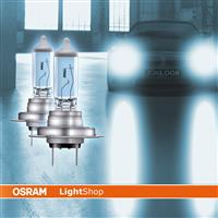 H7 12V/55W Osram Halogenlampe Cool Blue Intense 4200 K Duobox