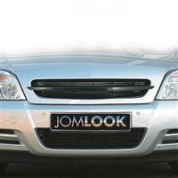 Grila JOM, Opel Vectra C, fara semn, neagra (approved)