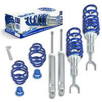 Coilover suspension kit, JOM BlueLine, Skoda Superb (3U), thread  / spring