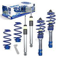 Kit suspensie reglabila, JOM BlueLine, VW Golf VI 4Motion 2.0TDi ? 50/55 mm!! thread/spring