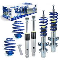 BlueLine coilover kit, VW Multivan / Bus T5 MK7H 2.0/ 3.2 V6/ 1.9TDi/ 2.0TDi/ BiTDi/ 2.5TDi/ 4Motion, 03-, thread/spring passend für VW Multivan / Bus T5 Typ 7H 2.0/ 3.2 V6/ 1.9TDi/ 2.0TDi/ BiTDi/ 2.5TDi/ 4Motion, 03-