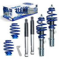 Blueline coilover kit, Opel Tigra Twin Top 1.4i 16V/1.8i 16V, 04-, thread/spring passend für Opel Tigra Twin Top 1.4i 16V/1.8i 16V, 04-