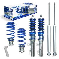Blueline coilover kit, Skoda Octavia RS (1U) 1.8 not for fourwheel drive, 5.01-, thread/spring passend für Skoda Octavia RS (1U) 1.8 nicht Allrad, 5.01-