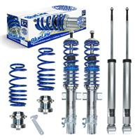 Blue Line coil over kit vor VW UP 1.0, 2011-, thread/spring passend f�r VW Up 1.0, 2011-