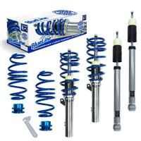 Coilover suspension kit VW Golf 7 (AU)  1.2 TSI/ 1.4 TGI/ 1.4 TSI/ 1.6 TDI, 2012-, only for rear beam axle, thread/spring VW Golf 7 (AU), 2012-