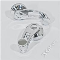 Manivela macara geam, Swing Style S, universal, crom  look