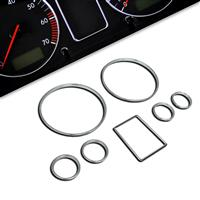 Gauge Frames for Audi A4/A6 (B5), 7-pieces passend für Audi A4/A6 (B5)