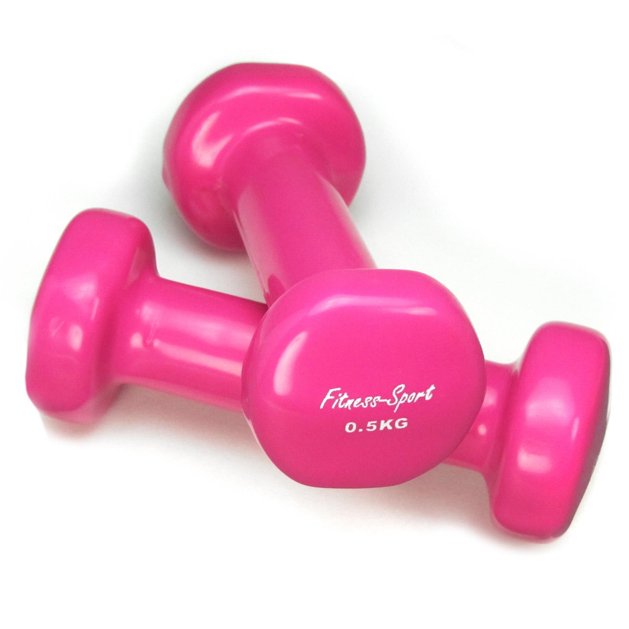 2x kurzhanteln hanteln hantel set vinyl 0 5 5 kg fitness aerobic training ebay. Black Bedroom Furniture Sets. Home Design Ideas