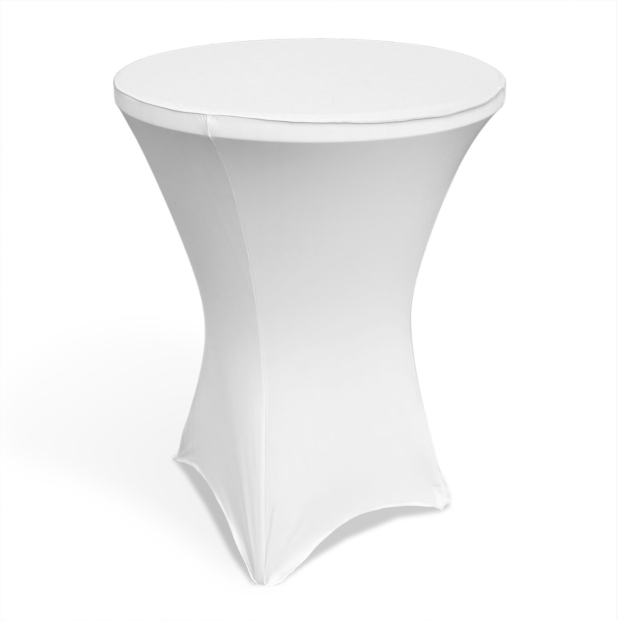 stehtischhusse stehtisch hussen bistrotisch husse stehtischhussen tischdecke ebay. Black Bedroom Furniture Sets. Home Design Ideas