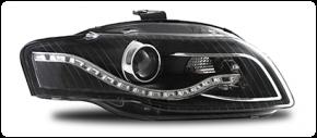 Scheinwerfer TFL-Design