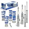 BlueLine Gewindefahrwerk passend für Opel Adam 1.0, 1.2, 1.4, ab Baujahr 2012-