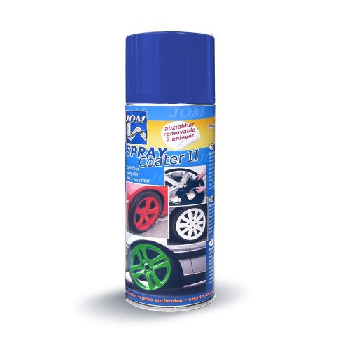 SprayCoater II, Sprühfolie, abziehbarer Felgenlack, blau, 400ml