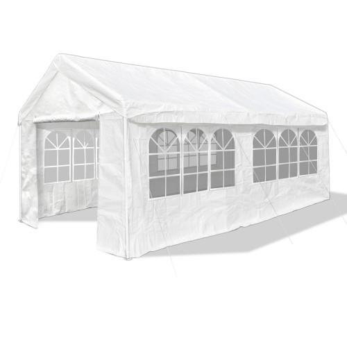 Gartenpavillon 3 x 6 m, Pavillon, Pavillion, Partyzelt, Festzelt, Gartenzelt, 32er Gestänge extra stabil