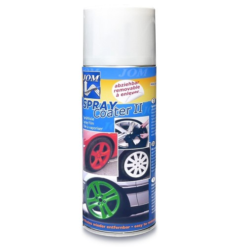 Felgenfolie, Sprühfolie, abziehbarer Felgenlack, SprayCoater II orange 400ml
