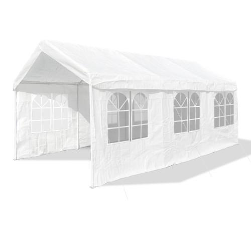 Gartenpavillon XXL 3 x 6 m,Profi-Pavillon, Pavillion, Partyzelt, Festzelt, Gartenzelt, 38er Gestänge extra stabil
