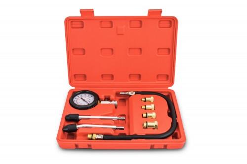 Kompressionstester Kompressionsprüfer für Benziner, PKW/LKW 0-20 bar oder 0-300 psi