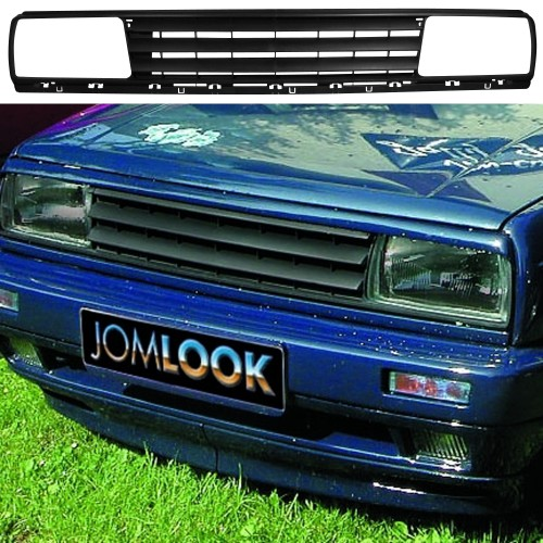 Front Grill badgeless, black