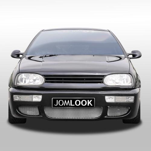 Pare-choc avant, JOM, Golf III, -RS-Look-, avec ABE