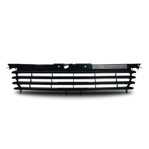 JOM calandre de radiateur sans sigle compatible - Noir - Qualité allemande