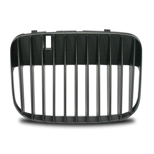 Front Grill badgeless, black suitable for Seat Leon and Toledo (1M2)
