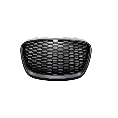Front Grill badgless, black suitable for Seat Leon 1P 09-12 only facelift models / Altea 5P 09-  only facelift models