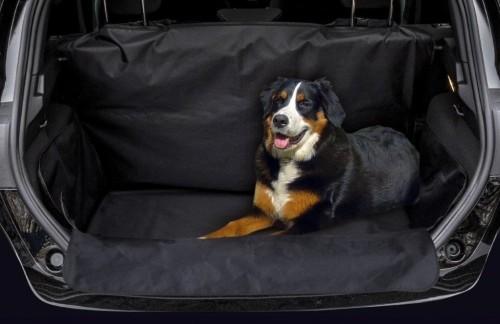 Kofferraumschutz Hunde wasserabweisend rutschfest Kofferraumdecke mit Seitenschutz Kofferraumschutz Decke inkl Ladekantenschutz