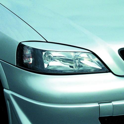 Scheinwerferblende passend für Opel Astra G 98-