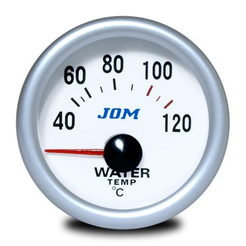 Zusatzinstrument, Wassertemperatur
