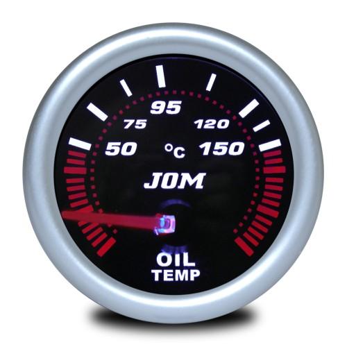 Zusatzinstrument , Öltemperatur, Schwarz