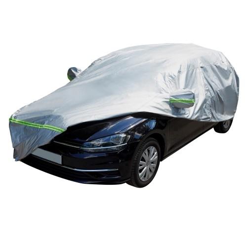 Autoabdeckung Autogarage Autoplane Vollgarage Ganzgarage wasserdicht staubdicht atmungsaktiv Sonnenschutz Schneeschutz Hagelschutz
