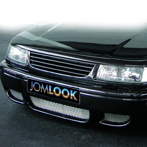 Kühlergrill ohne Emblem, schwarz passend für VW Passat 35i  ab Baujahr 11.1993-