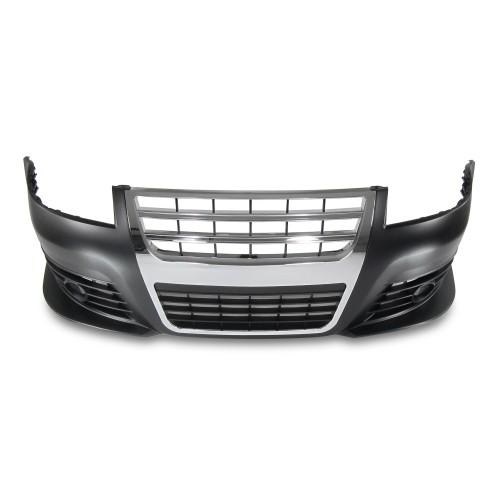 Front bumper in sports design suitable for VW Passat 3BG
