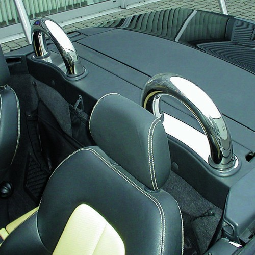 Roll over hoop bars suitable for Mercedes SLK, R170