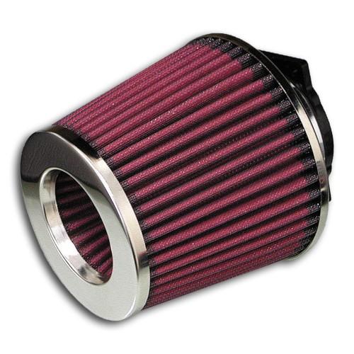 Sportluftfilter Power- Filter, 60,70,76,84 und 90mm Anschluß passend für universal