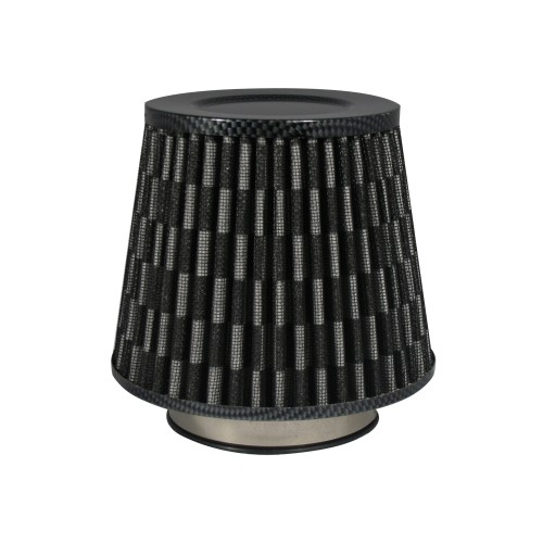 Power- Filter Carbon with 60, 70, 76, 84 and 90 mm connection