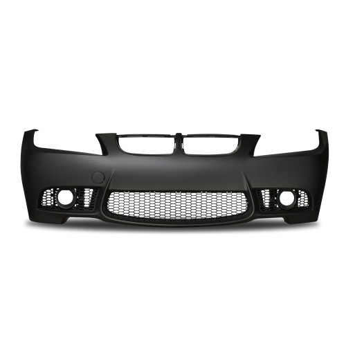 Front bumper in Coupé design with PDC markings suitable for BMW 3er E90 Limousine year 2005 - 09.2008