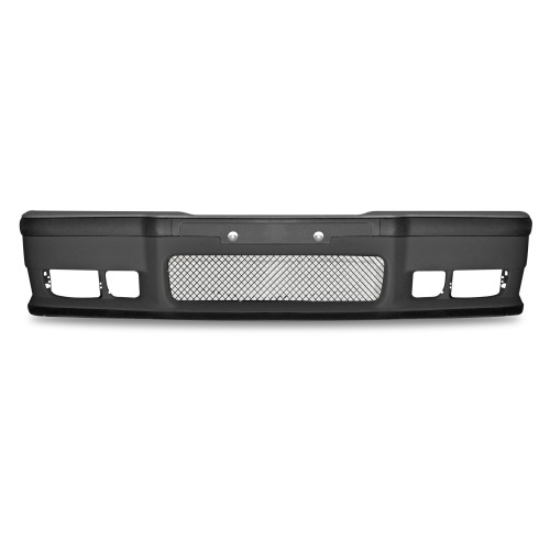 Front bumper ins sports design with removeabel racing grid suitable for BMW 3er E36 year 1990 - 1998