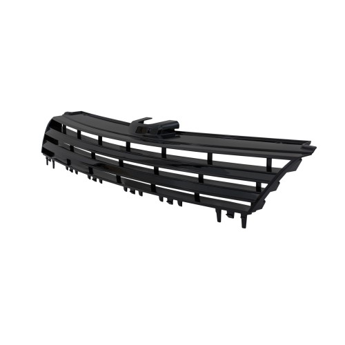 Front Grill badgeless, black suitable for VW Golf 7 year 08.2012 -