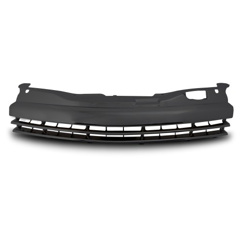 Front Grill badgeless, black suitable for Opel Astra H 5-doors year -07/2007 incl. station wagon and Astra H OPC 3-doors