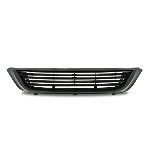 Front Grill badgeless, black suitable for Opel Vectra B year -2.1999