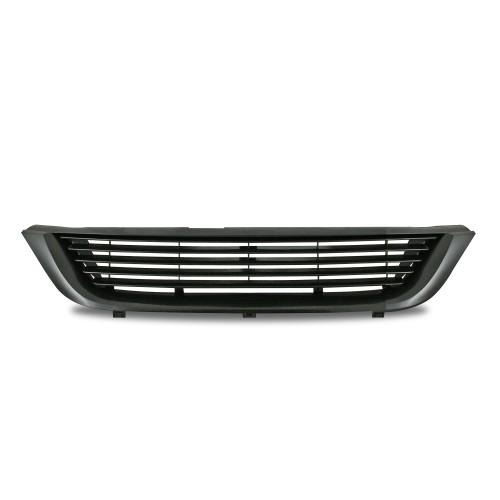 Kühlergrill, Sportgrill, ohne Emblem, schwarz passend für Opel Vectra B -2.99