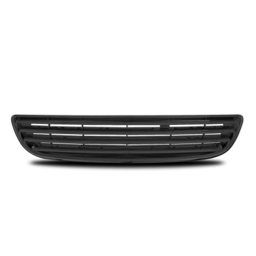 Kühlergrill ohne Emblem, schwarz passend für Opel Zafira A