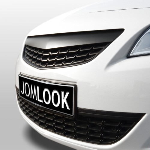 Kühlergrill, Sportgrill, ohne Emblem, schwarz passend für Opel Astra J 5-Türer, 09-12