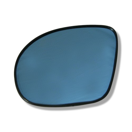 Replacement exterior mirror glass for JOM mirror, tinted, left side, not for right hand drive!