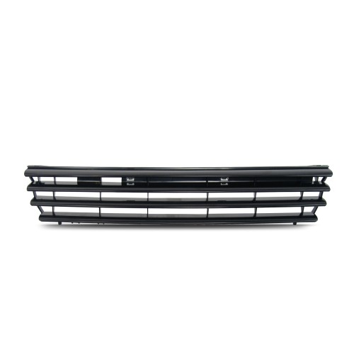 Front Grill badgeless, black suitable for VW Polo 4 (6N)