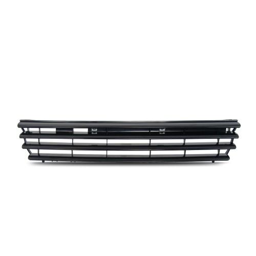 Kühlergrill ohne Emblem, schwarz passend für VW Polo 4 (6N)