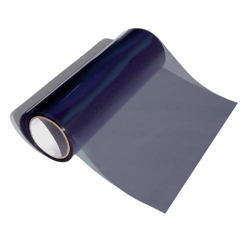 Universal styling foil translucent smoke, 0,30 x 10 m